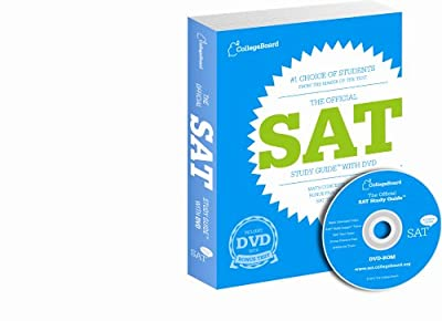 The Official SAT Study Guide with DVD: From the Maker of the Test.pdf