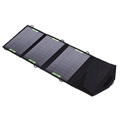 ap 奥鹏 5v12w太阳能移动电源充电宝 太阳能充电器电池板 单晶硅材料