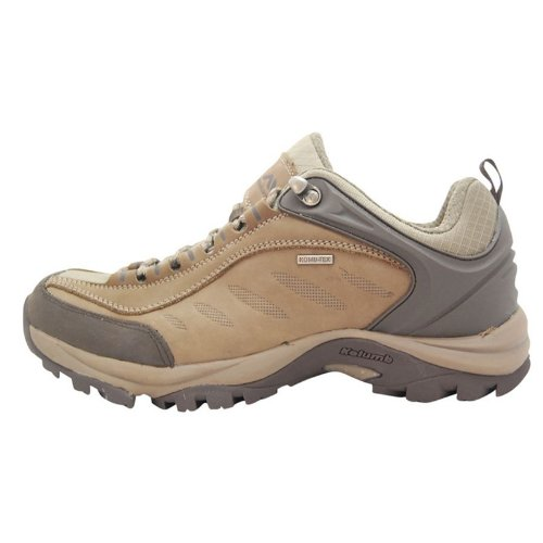 Kolumb 哥仑步 男子低帮防滑徒步鞋 304062 咖啡