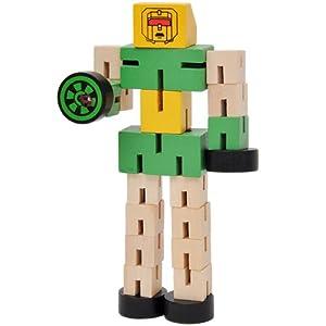 木质变形机器人图纸-玩具设计图纸_木质变形金刚 变形
