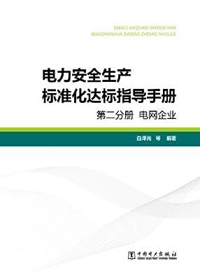电力安全生产标准化达标指导手册.pdf
