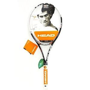HEAD 海德 YouTek IG Speed MP 网球拍230661 黑色 中性