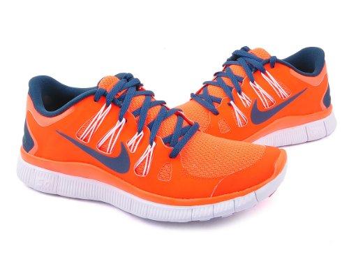 Nike耐克 男式 FREE系列5.0多层网眼顶级自然赤足耐磨跑步鞋579959831/579959-831包邮