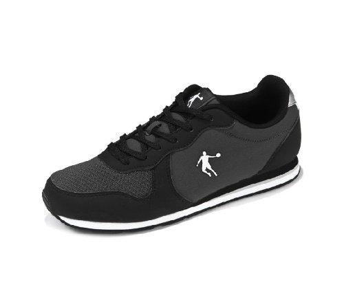 乔丹 经典鞋男鞋秋鞋单鞋2013新款运动鞋轻便休闲鞋黑色XM3330309