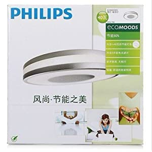 philips 飞利浦 吸顶灯厨房灯卧室灯风尚系列fcg700 客厅灯高清图片