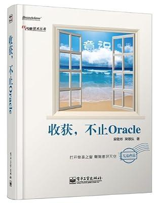 收获,不止Oracle.pdf