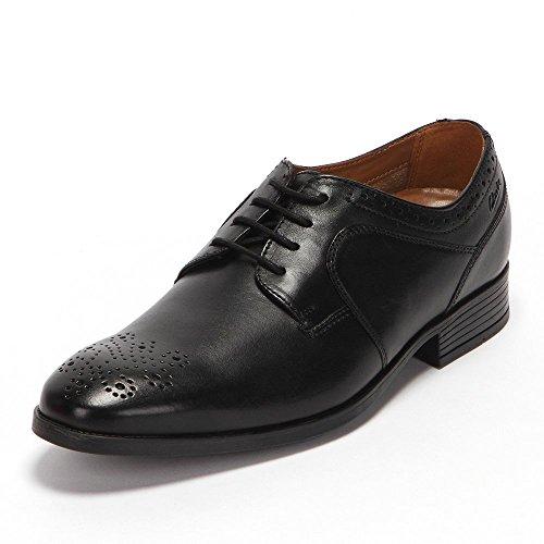 Clarks 男 正装鞋Kalden Edge 261057518(供应商直送)