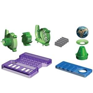 天美乐 幼儿园玩具 科学探索实验科探器材料 悬浮地球