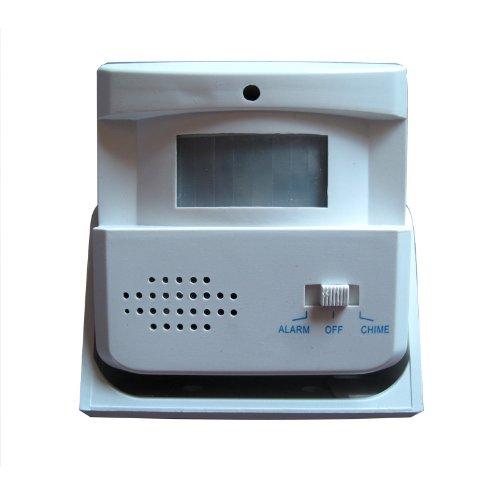 和馨 电子红外线迎宾器 报警器 欢迎光临 迎客门铃感应器 防盗器h102