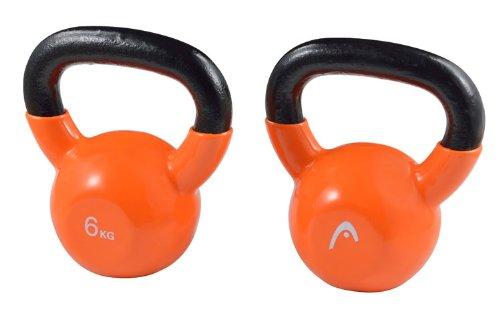 HEAD 海德 壶铃 NT170A  力量训练 健身器材 世界顶级运动品牌 健身会所推荐 (6 千克)-图片