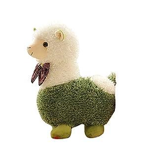 宝诚达可爱羊年吉祥物创意神兽羊驼毛绒玩具