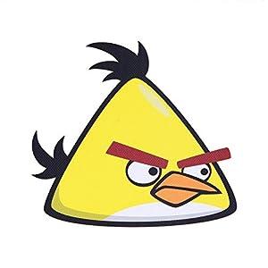 愤怒的小鸟 可爱卡通告示贴