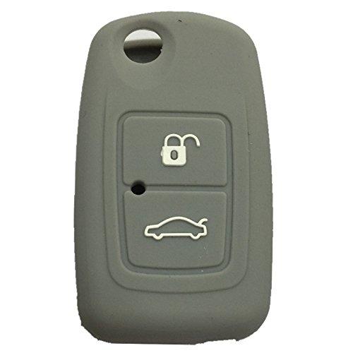 竞雄 奇瑞a3 a5 e5 瑞虎 风云2 旗云3 5 东方之子硅胶钥匙包 汽车钥匙