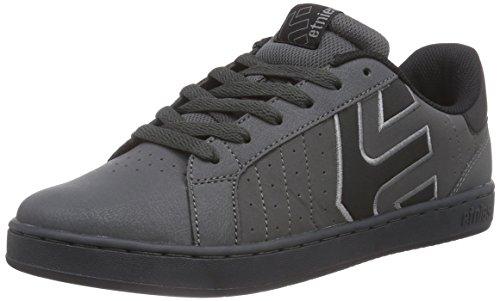 Etnies Men's Fader LS Athletic Shoe, Grey/Black, 7 M US