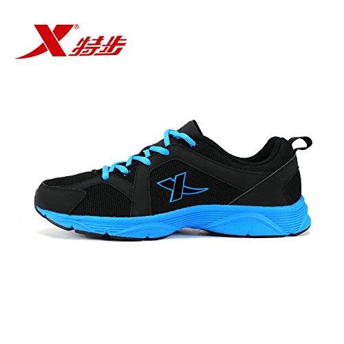 XTEP 特步 男鞋跑鞋透气舒适耐磨休闲运动男跑步鞋