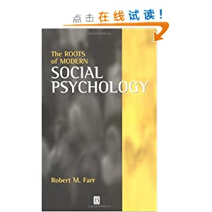roots of modern social psychology 1872 1954
