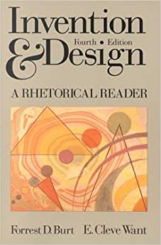 《Invention and Design: A Rhetorical Reader》
