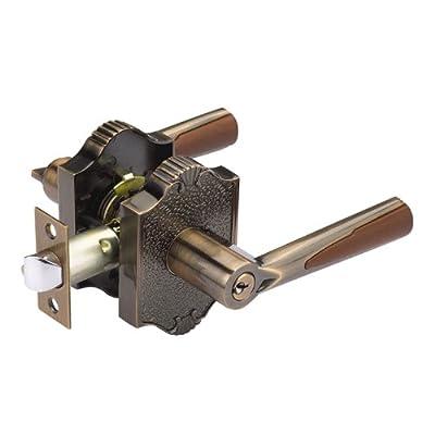 欧式三级锁(执手)方形锁