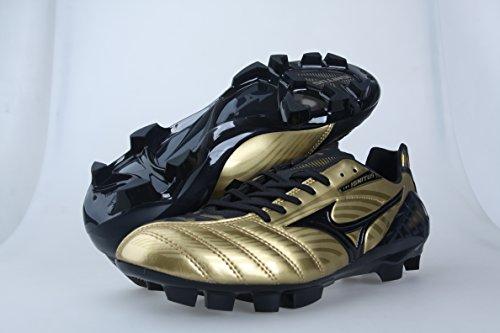 美津浓 IGNITUS 无回旋3代 FG 玻璃纤维 世界杯配色款男子顶级足球鞋
