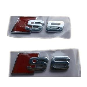 S4 S5 S6 S8 运动车标 立体 侧标 车尾标 Dian bin 点缤 报价38 汽车高清图片