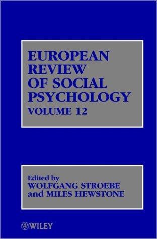 Review Social Psychology Vol. 12图片