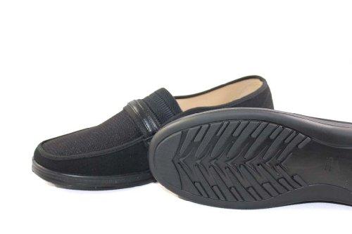 玉兰 北京老字号 精品布鞋 轻底镶盖男鞋