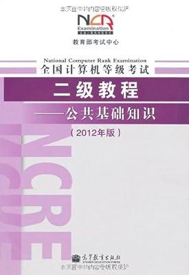教育部考试中心•全国计算机等级考试2级教程:公共基础知识.pdf