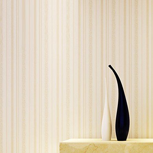 绿泇 无缝壁布 现代简约电视背景墙客厅卧室餐厅纯色素色墙布 定高2.