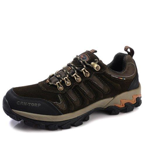 CAN.TORP 骆驼 男鞋 户外保暖登山鞋D13052