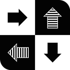 黑白箭头块儿(钢琴版) - 别踩白块儿 2014图片