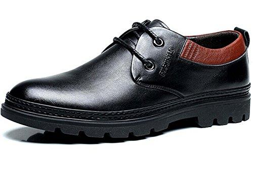 FGN 皮鞋 男士 时尚商务休闲皮鞋 型男正装鞋 尊贵男鞋11401719
