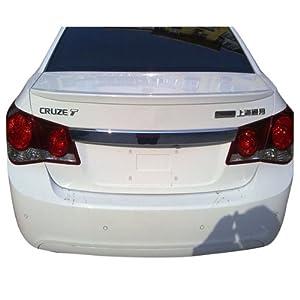 优信 科鲁兹汽车尾翼1.6t克鲁兹压尾翼改装定风翼 abs底漆高清图片
