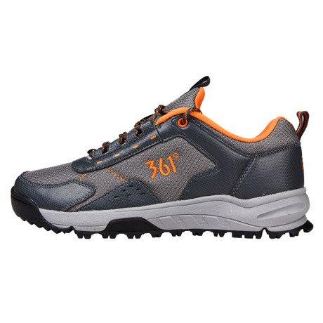 361度 正品春季新品男鞋运动户外鞋防滑耐磨保暖登山鞋 7243313