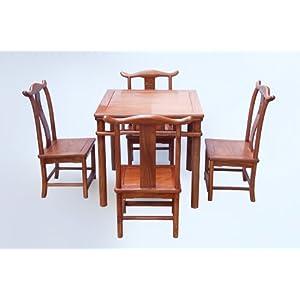 龙上龙红木家具 休闲茶桌餐桌 东阳木雕 仿古家具 实木家具花梨木