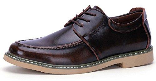 Guciheaven 英伦男士皮鞋 时尚商务休闲皮鞋 正装鞋 户外休闲鞋 低帮浅口男鞋JRSGH3380