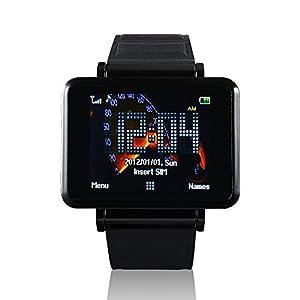 儿童小学生超薄智能定位手表手机2014新款热销