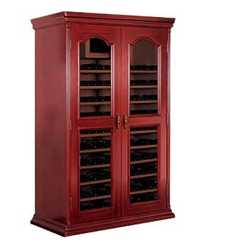包冰箱的酒柜效果图