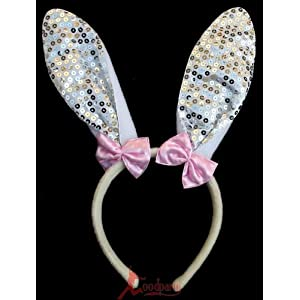 兔子耳朵头饰制作步骤