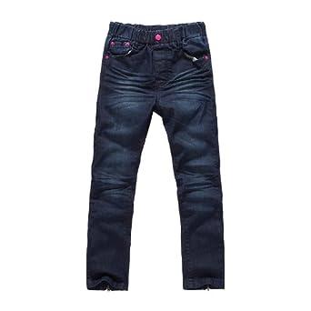 2013夏季儿童长裤韩版女童修身牛仔裤