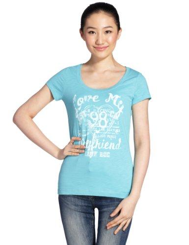 Esprit 埃斯普利特 女式 短袖T恤 DE0738F