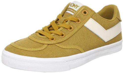 PONY 波尼 男 板鞋 922U1D70AC 米黄色 39