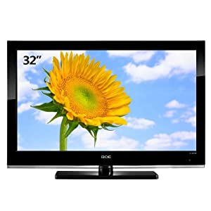 BOE 京东方32英寸高清液晶电视 LC-32W88(智能亮度识别/换台音量不变/内置底座)