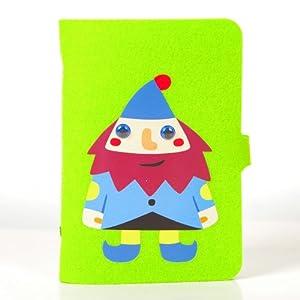 顽创意 农夫活页本 笔记本卡通日记本韩国可爱 优质羊