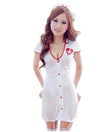 o Moon 新手小护士性感睡衣角色扮演服护士服情趣内衣情趣睡衣怎