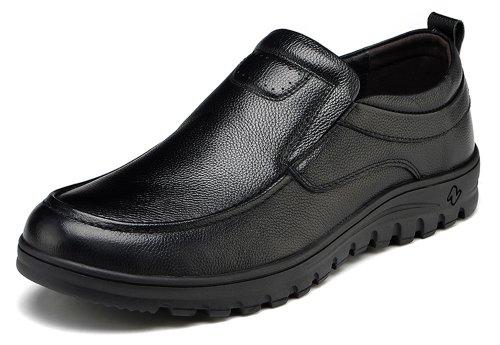 FGN 富贵鸟 专柜正品 秋季新款 正装商务皮鞋 潮男鞋 T402001