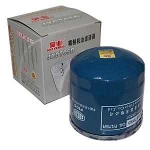 机油滤清器芯 jx0705d 北京现代 江淮瑞风(汽油版) 起亚 狮高清图片