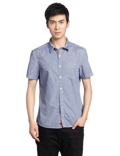 edc 男式 短袖衬衫 FD5931-444