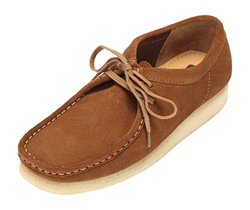 Clarks 男 生活休闲鞋Wallabee 261037847(供应商直送)