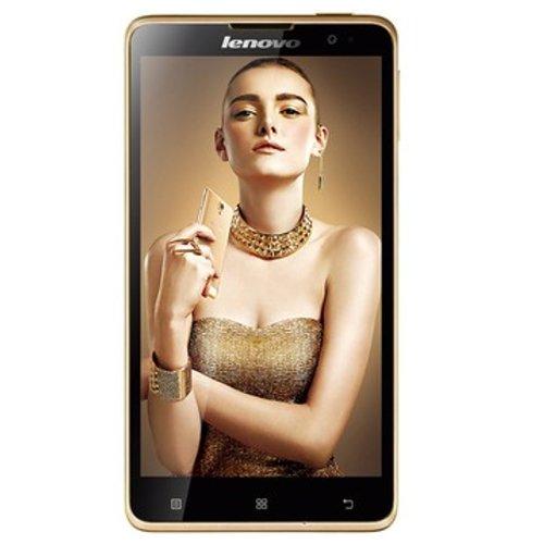 Lenovo 联想 黄金斗士S8 3G手机 S898T+  16G版(金色)TD-SCDMA/GSM 双卡双待 8核处理器-图片