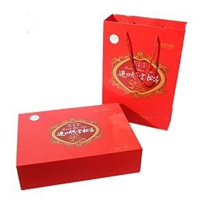 何字食品 巴西松子礼盒400g当季优质新品手剥薄壳坚果精选礼包 巴西图片